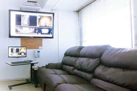 Sala de diagnóstico